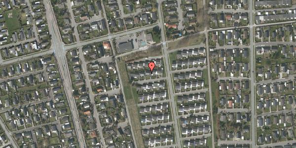 Jordforureningskort på Horsbred 105, 2625 Vallensbæk