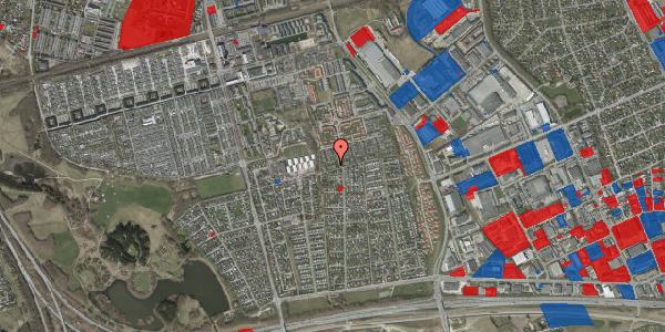 Jordforureningskort på Hyrdeengen 351, 2625 Vallensbæk