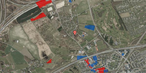 Jordforureningskort på Møllestensvej 1, 2625 Vallensbæk