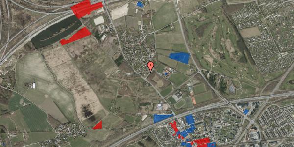 Jordforureningskort på Møllestensvej 2, 2625 Vallensbæk