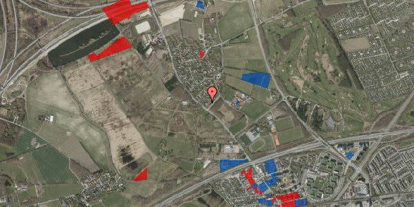 Jordforureningskort på Møllestensvej 3, 2625 Vallensbæk