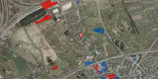 Jordforureningskort på Møllestensvej 5, 2625 Vallensbæk