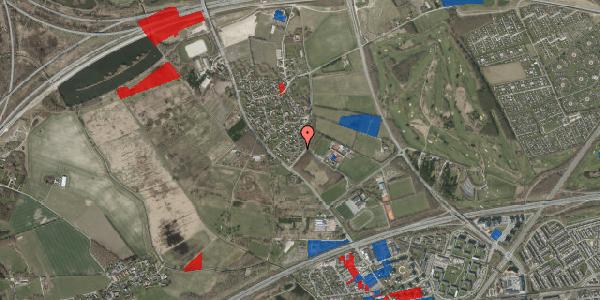 Jordforureningskort på Møllestensvej 6, 2625 Vallensbæk