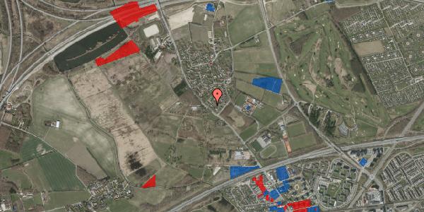 Jordforureningskort på Møllestensvej 7, 2625 Vallensbæk