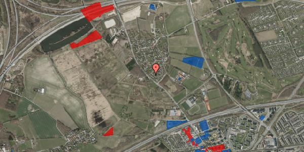 Jordforureningskort på Møllestensvej 9, 2625 Vallensbæk