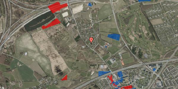 Jordforureningskort på Møllestensvej 11, 2625 Vallensbæk