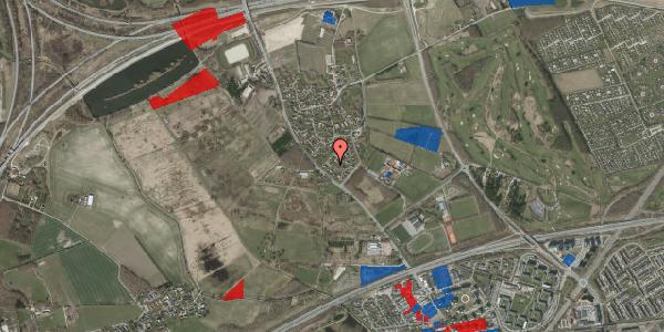 Jordforureningskort på Møllestensvej 15, 2625 Vallensbæk