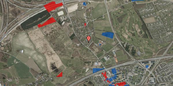 Jordforureningskort på Møllestensvej 17, 2625 Vallensbæk