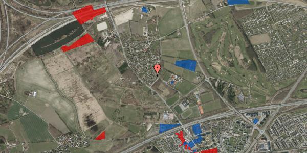 Jordforureningskort på Møllestensvej 36, 2625 Vallensbæk