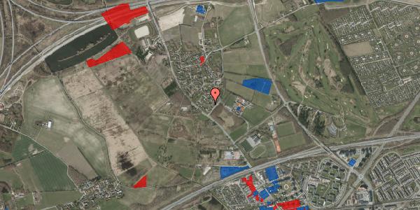 Jordforureningskort på Møllestensvej 38, 2625 Vallensbæk