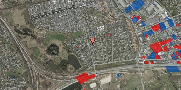 Jordforureningskort på Pilehavevænge 2, 2625 Vallensbæk