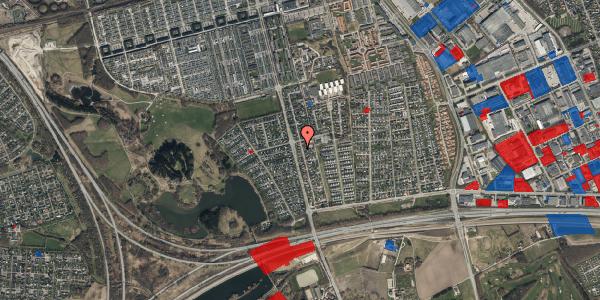 Jordforureningskort på Pilehavevænge 6, 2625 Vallensbæk