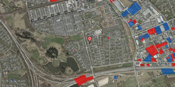 Jordforureningskort på Pilehavevænge 7, 2625 Vallensbæk