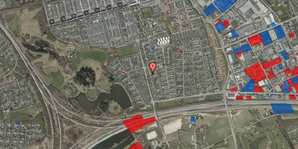 Jordforureningskort på Pilehavevænge 10, 2625 Vallensbæk