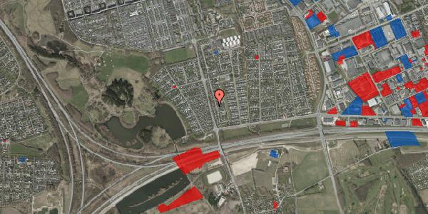 Jordforureningskort på Pilehavevænge 26, 2625 Vallensbæk