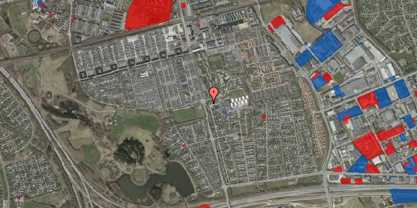 Jordforureningskort på Pilehavevænge 31, 2625 Vallensbæk