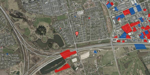Jordforureningskort på Pilehavevænge 32, 2625 Vallensbæk