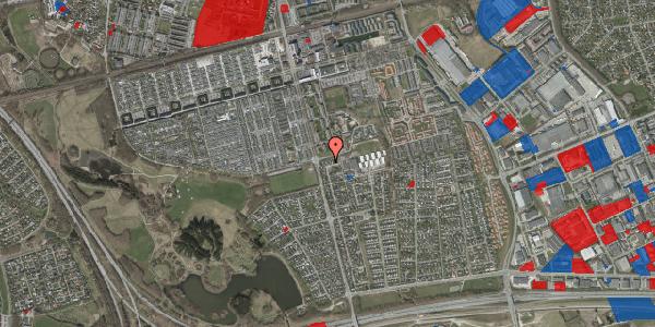 Jordforureningskort på Pilehavevænge 33, 2625 Vallensbæk