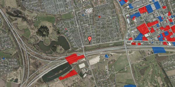 Jordforureningskort på Pilehavevænge 52, 2625 Vallensbæk