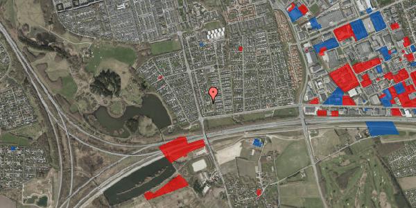 Jordforureningskort på Pilehavevænge 66, 2625 Vallensbæk