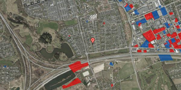 Jordforureningskort på Pilehavevænge 70, 2625 Vallensbæk