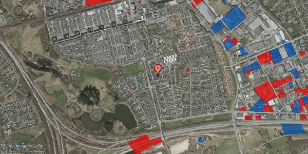 Jordforureningskort på Pilehavevænge 79, 2625 Vallensbæk