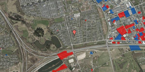 Jordforureningskort på Pilehavevænge 80, 2625 Vallensbæk