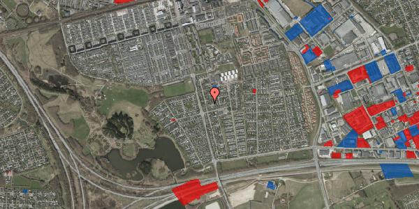 Jordforureningskort på Pilehavevænge 83, 2625 Vallensbæk