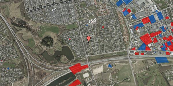 Jordforureningskort på Pilehavevænge 94, 2625 Vallensbæk