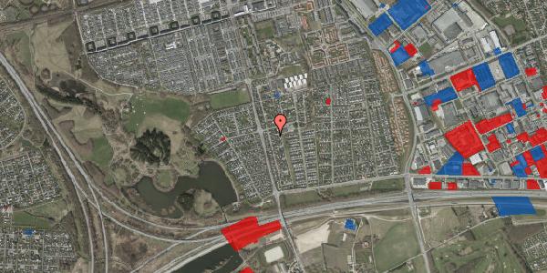 Jordforureningskort på Pilehavevænge 112, 2625 Vallensbæk