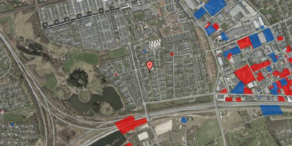 Jordforureningskort på Pilehavevænge 116, 2625 Vallensbæk
