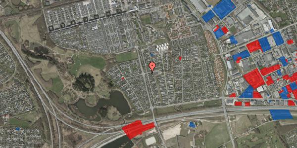 Jordforureningskort på Pilehavevænge 124, 2625 Vallensbæk