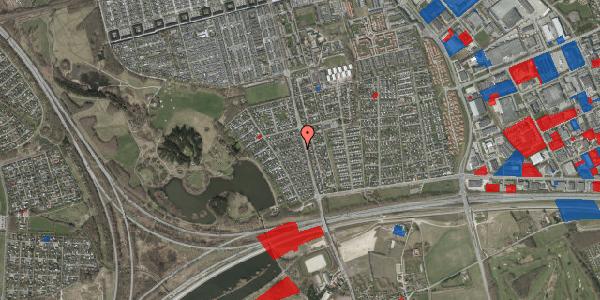 Jordforureningskort på Rendsagervej 114, 2625 Vallensbæk