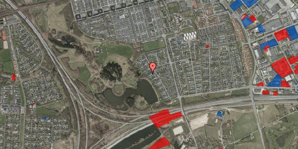 Jordforureningskort på Rendsagervej 149, 2625 Vallensbæk