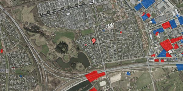 Jordforureningskort på Rendsagervej 164, 2625 Vallensbæk