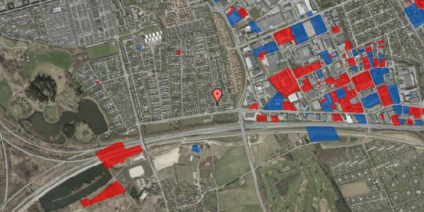 Jordforureningskort på Syvhøjvænge 25, 2625 Vallensbæk