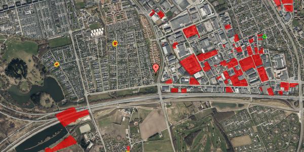 Jordforureningskort på Syvhøjvænge 28, 2625 Vallensbæk