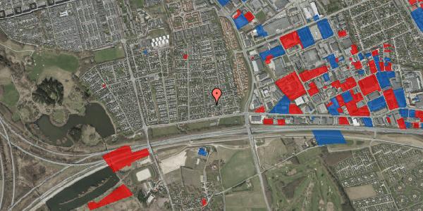 Jordforureningskort på Syvhøjvænge 37, 2625 Vallensbæk