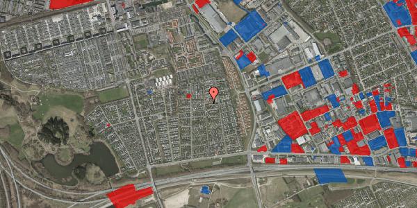 Jordforureningskort på Syvhøjvænge 159, 2625 Vallensbæk