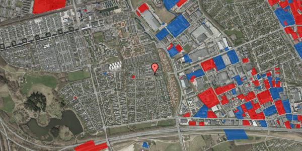 Jordforureningskort på Syvhøjvænge 169, 2625 Vallensbæk