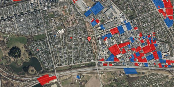 Jordforureningskort på Syvhøjvænge 174, 2625 Vallensbæk