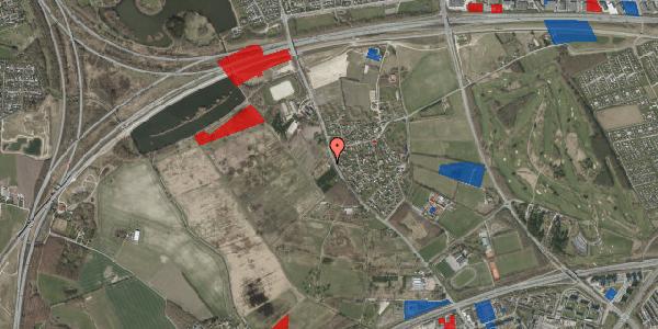 Jordforureningskort på Vejlegårdsvej 113, 2625 Vallensbæk