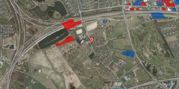 Jordforureningskort på Vejlegårdsvej 117, 2625 Vallensbæk