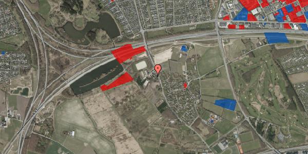 Jordforureningskort på Vejlegårdsvej 121, kl. , 2625 Vallensbæk