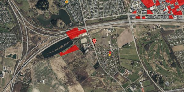 Jordforureningskort på Vejlegårdsvej 123, 1. th, 2625 Vallensbæk