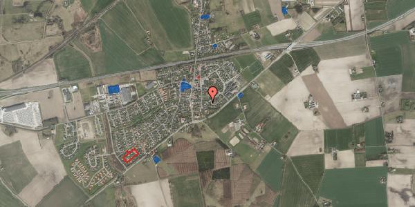 Jordforureningskort på Fruegade 11, 4241 Vemmelev