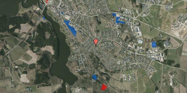 Jordforureningskort på Bakkelyparken 57, 8680 Ry
