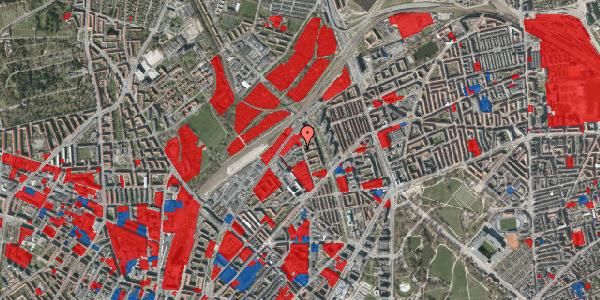 Jordforureningskort på Emblasgade 35, 1. th, 2100 København Ø