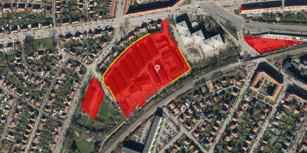 Jordforureningskort på Rabarbervej 84, 2400 København NV
