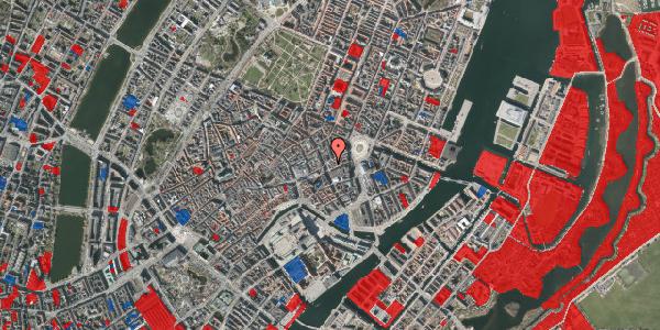 Jordforureningskort på Lille Kongensgade 20B, 1. th, 1074 København K